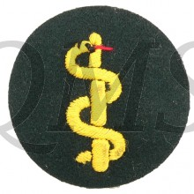 Sanitätsunterpersonal Abzeichen (WH (Heer) trade- or special career insignia, as intended for a 'Sanitäter/Medic)