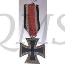 Eisernes Kreuz 1939 2. Klasse hersteller 13 (Iron Cross 1939 2nd class maker 13)