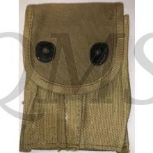"""Tas 2 magazijnen """"LONG"""" COLT M1911 WW1  (Pouch 2 clips COLT M1911 WW1)"""