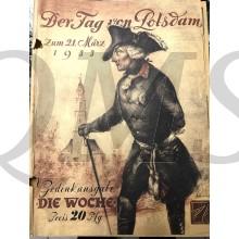 """Commemorative edition """"Die Woche"""": Der Tag von Potsdam zum 21. März - 1933"""