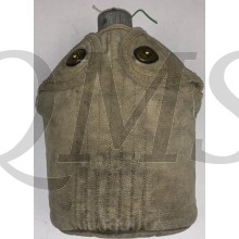 US Veldfles M1910 met beker en cup (Canteen M1910 with cover and cup)