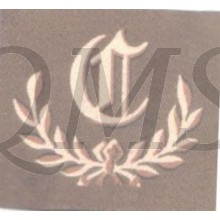 Tradesman's, instructor's and Skill-at-arms badge
