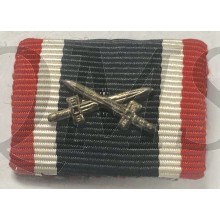 Einzelspange KvK mit Schwerter (Baton War Merit Cross with Swords)