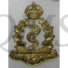 The Royal Canadian Army Medical Corps (RCAMC)