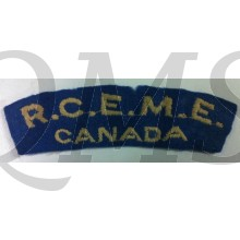 Royal Canadian Electrical and Mecanical Engineers