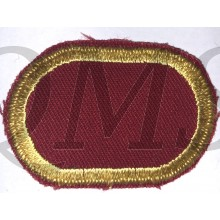 US Army parachute oval 82nd Parachute Infantry 782 Ord Maint Co