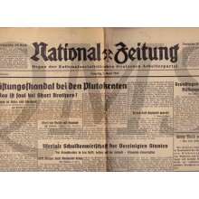 National Zeitung 03 april 1943