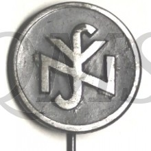 NSV Mitglied Aufstecknadel (National Socialist People's Welfare Organization Membership Stickpin)