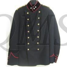 Jas en broek 1e luit Artillerie 1905-1912 (Jacket and pants 1st Ltn Artillery 1905-1912)