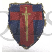 Formation patch Army of the Rhine Troops BAOR