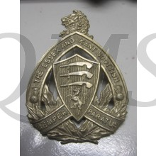 Cap badge The Essex and Kent Scottish