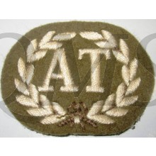 Sleeve patch Qualification trade badge Anti Tank