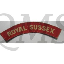 Royal Sussex