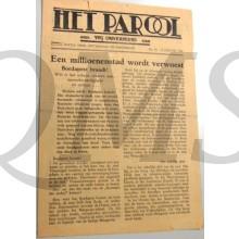 Het Parool No 19  9 Jan 1945