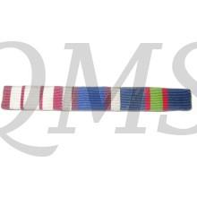 3 piece ribbon bar