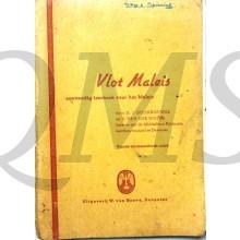Vlot Maleis , leerboek door Indie militair gebruikt