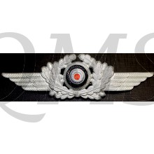 LUFTWAFFE VISOR HAT WREATH-COCKADE
