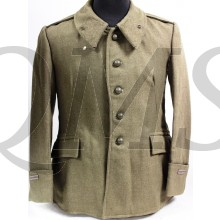 French M38 Wool Tunic Medical Branch