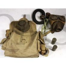 Masque à gaz ANP 31 de 1935 - France WW2