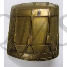 Qualification badge drummer or fifer infantry(not guards)