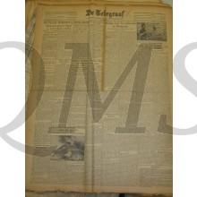Krant de Telegraaf Dinsdag 23 maart 1944