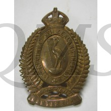 1st new zealand regiment cap badge