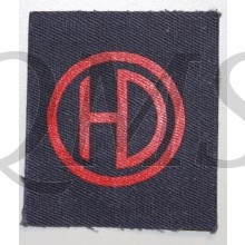 Formation patch - 51st (Highland) Infantry Division