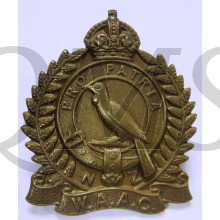The New Zealand Women's Auxiliary Army Corps was established on 1 July 1942 from a disparate group of organisations.