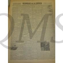 Krant Nieuwsblad van het Noorden woensdag 24 nov 1943