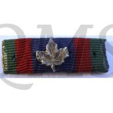 Canadian Volunteer Service Medal Ribbon