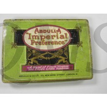 Tin Abdulla tobacco