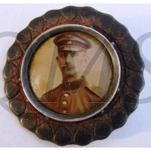 Damen brosche WW1 (Sweetheart brooche WW1)