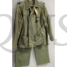P1941 USMC Herringbone Twill Coats and Trousers