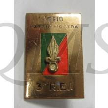 Insigne Legion Etrangere 3e REI