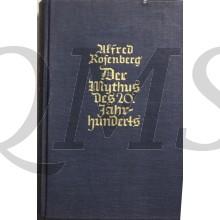 Der Mythus des 20. Jahrhunderts. 1939 edition The Myth of the Twentieth Century (German: Der Mythus des zwanzigsten Jahrhunderts)