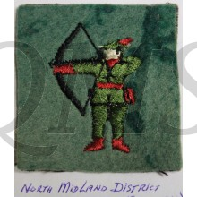 Formation patch North Midland District