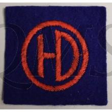 Shoulder patch 51st Highlander Division