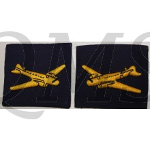 Formation patches Royal army Service Corps Air Dispatch Group