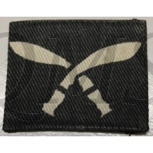 Formation patch Gurkha Regiment (canvas)
