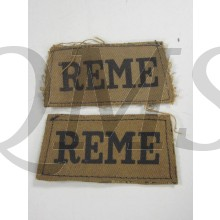 Royal Electrical and Mechanical Engineers (R.E.M.E.)