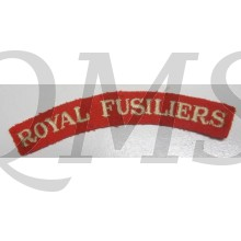 The Royal Fusiliers were involved in many notable battles of the war, including Operation Shingle, or as it is now known, the Battle of Anzio. On 18 February 1944 Company Z was ordered to hold the bridgehead against a Tiger I tank assault. There were many