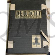 Mobilisatieblad De WACHT no 1 t/m 25 1940
