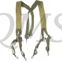 US WW2 M-1945 suspenders