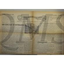 Krant 1e Inf Brigade Groep C Divisie 7 December 18 febr 1949