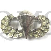 Parachutist's badge or Jumpwing (sweetheart)