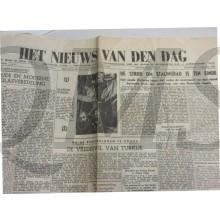 Krant Het Nieuws van den Dag 04 febr 1943 no 29