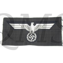 WH/Heer M36 Panzer Hoheitsabzeichen (WH/Heer M36 Type Panzer Breast-eagle)
