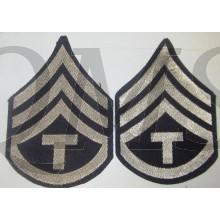 Mouw rangen Technician 3rd Grade (T/3) (Sleeve chevrons  Technician 3rd Grade (T/3)