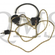 British WW2 headset DRL no 1