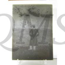 3 glas negatives german soldiers
